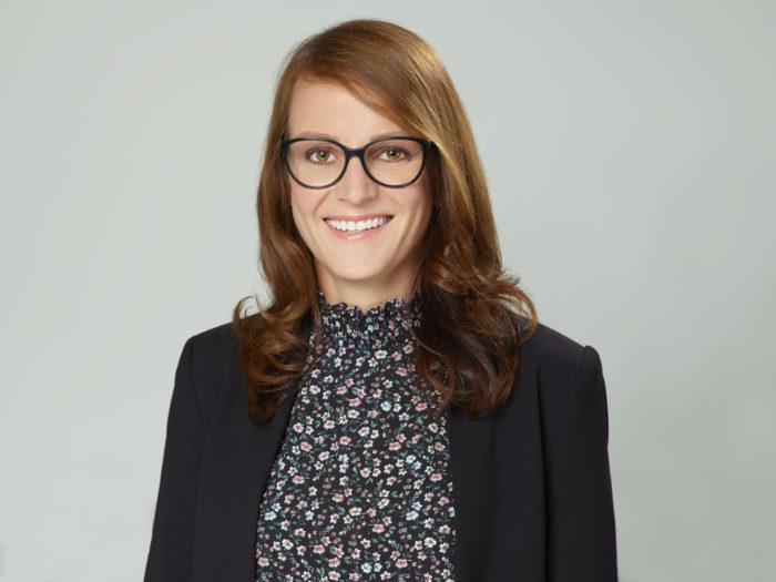 Rail.S Teamassitentin Anne Dombrowe