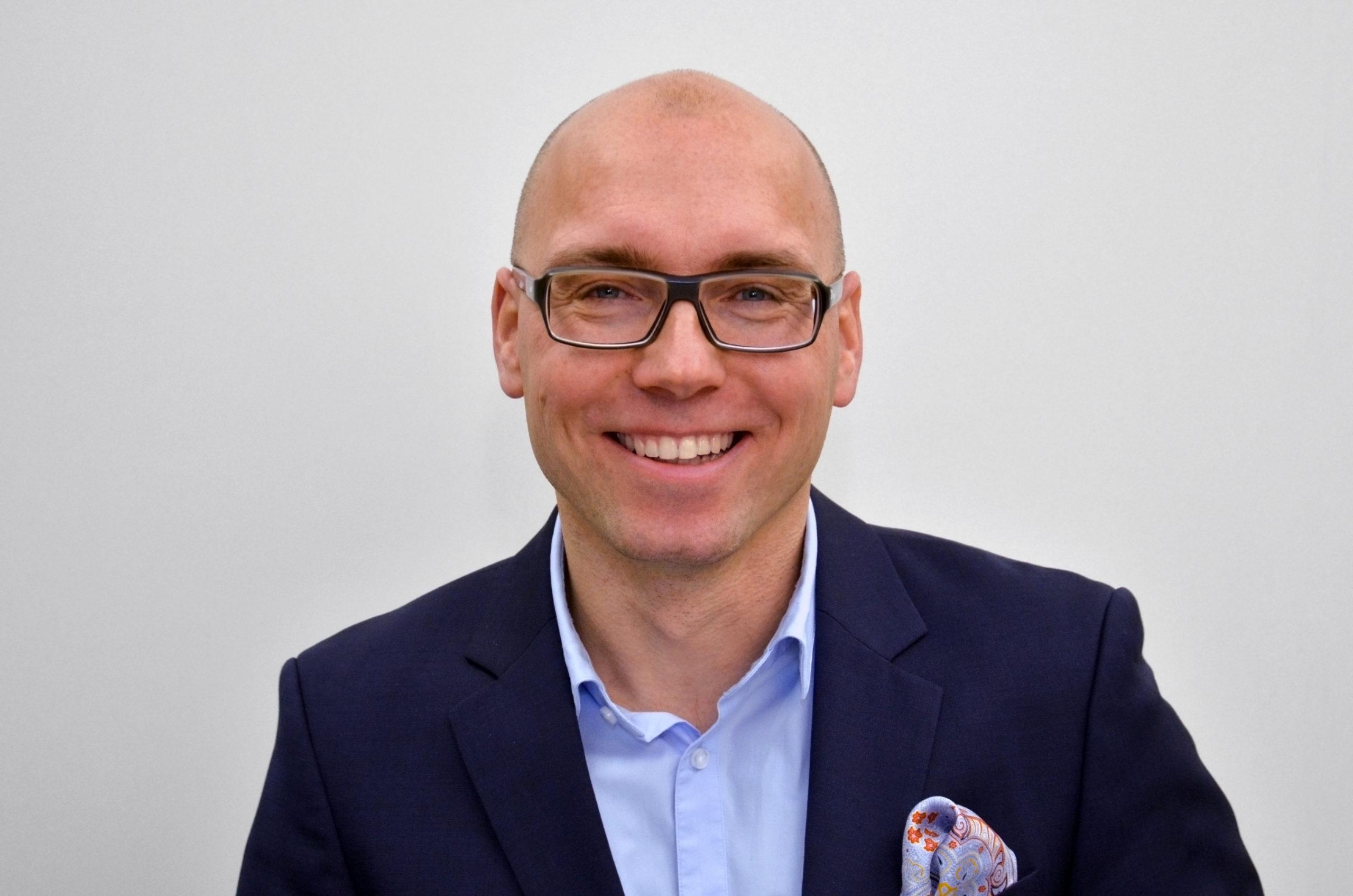Rail.S Vorstandsmitglied Sebastian Wolfram