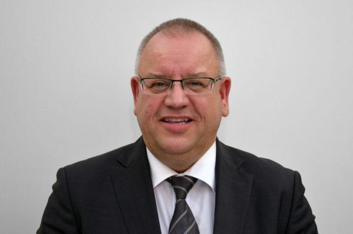 Rail.S Vorstandsmitglied Michael Brandhorst