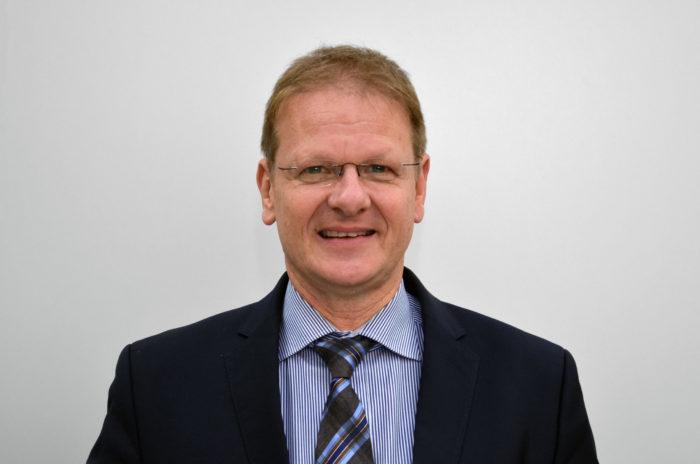 Rail.S Vorstandsvorsitzender Prof. Dr. Arnd Stephan