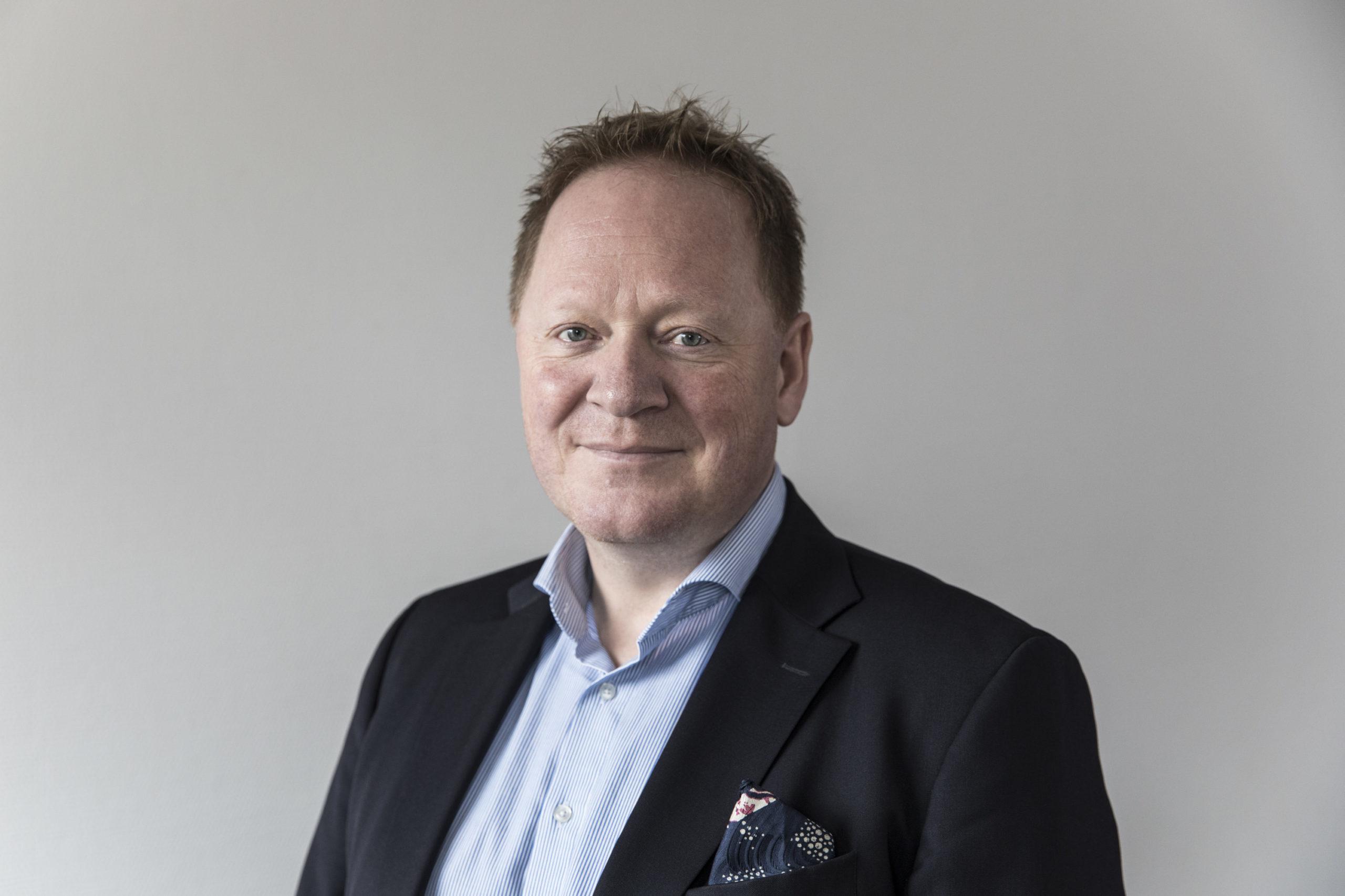 Rail.S Vorstandsmitglied Andreas Küster