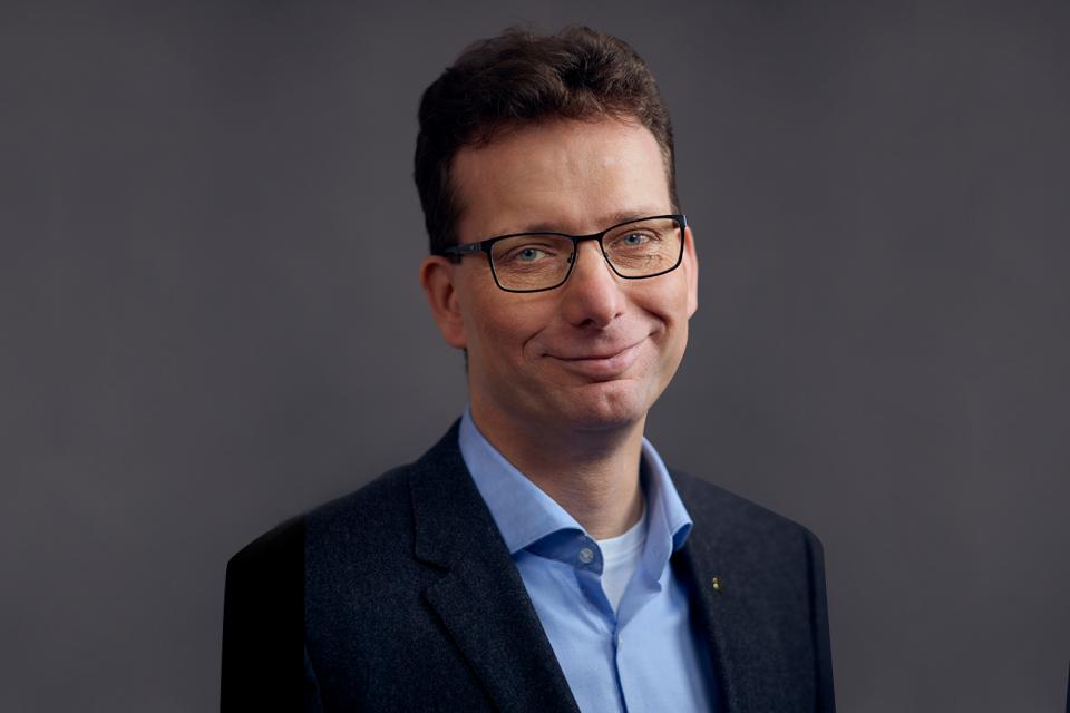 Rail.S Schatzmeister Nils Berthold