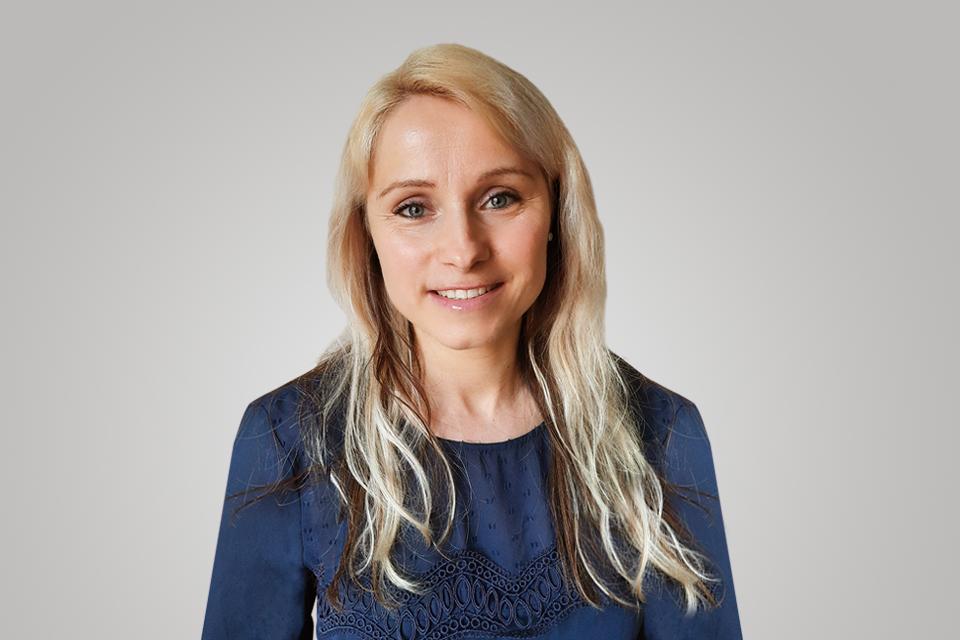 Rail.S Teamassistentin Katja Kunke