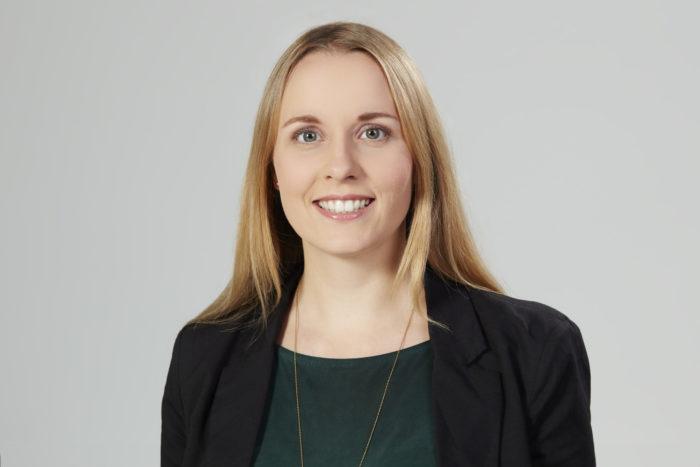 Rail.S Clusterkoordinatorin Christin Lorenz