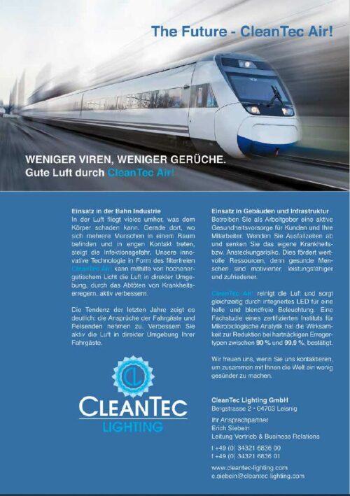 Beispiel Werbenanzeige Rail.S-Branchenkatalog