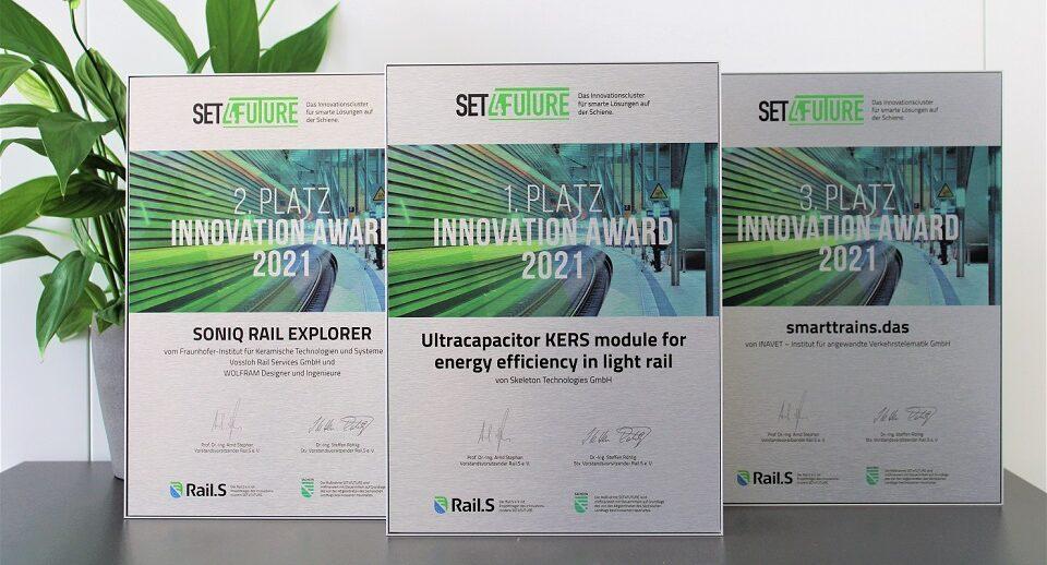 SET4FUTURE Award 2021 - Die Preisträger